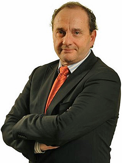 José Javier Medina, Decano del COITT