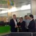 El Consejero de Economía Sostenible de la Generalitat Valenciana visita el centro de control de Iberdrola en Torrent