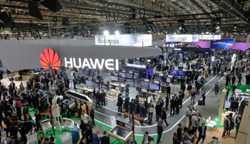 Huawei en CeBit