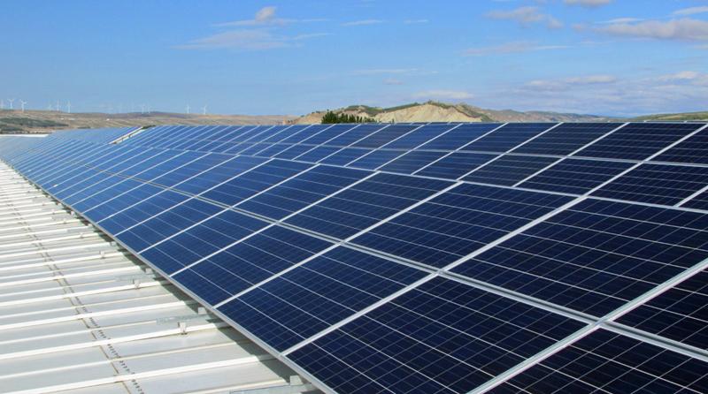 Instalación fotovoltaica en Exkal de Navarra