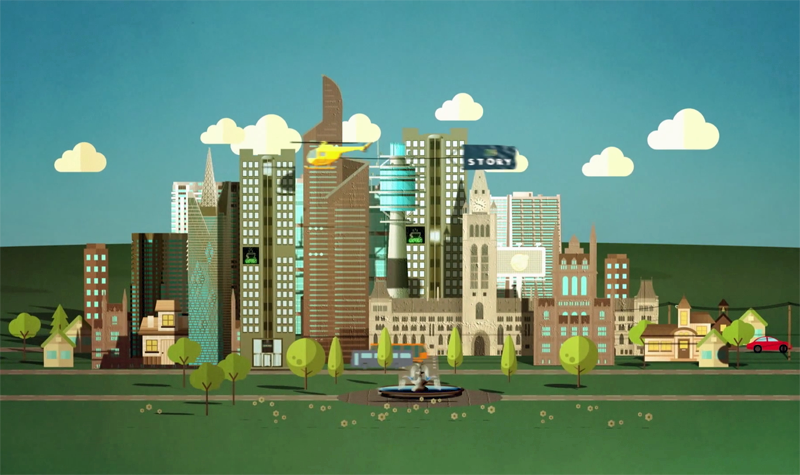 Suministro energético en la ciudad