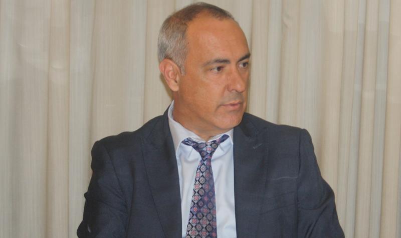 Joaquín Chacón, Aedive, en el I Comité Técnico del III Congreso Smart Grids