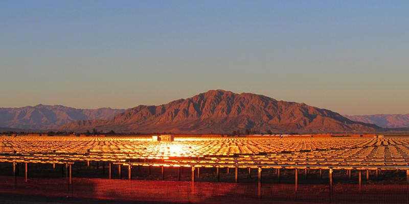 La empresa española Typsa trabaja en el diseño y supervisión de la planta fotovoltaica que está construyendo Arabia Saudí en la localidad de Layla.