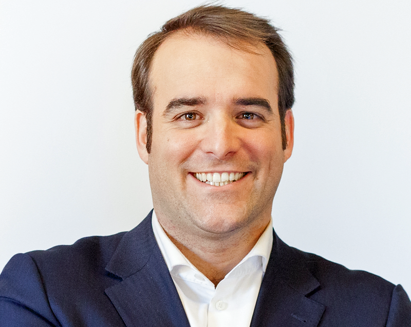 Ignacio Madrid, experto en Blockchain y Energía.