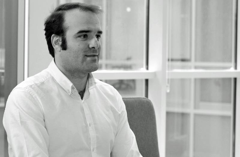 Ignacio Madrid, participante en el libro Blockchain: la revolución industrial de internet