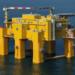 ABB encarga la conexión con el parque eólico marino DolWin2