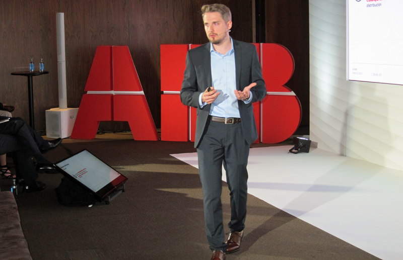 au Masgrau, Product Marketing Specialist Protection and Connection de ABB