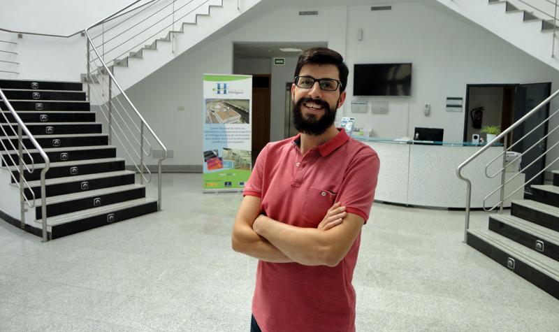 Carlos Merino, Centro Nacional del Hidrógeno