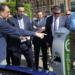 Nuevo punto gratuito de recarga eléctrica en el centro de Murcia