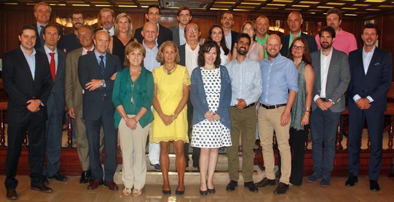 Miembros del Comité Técnico del III Congreso Smart Grids