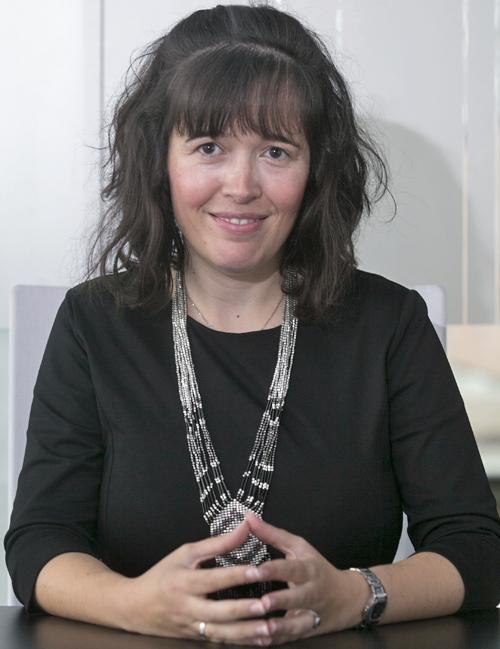 Nuria Gisbert, Directora General CIC EnergiGUNE