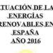Estudio sobre el Análisis de la situación de las Energías Renovables en España de CIEMAT