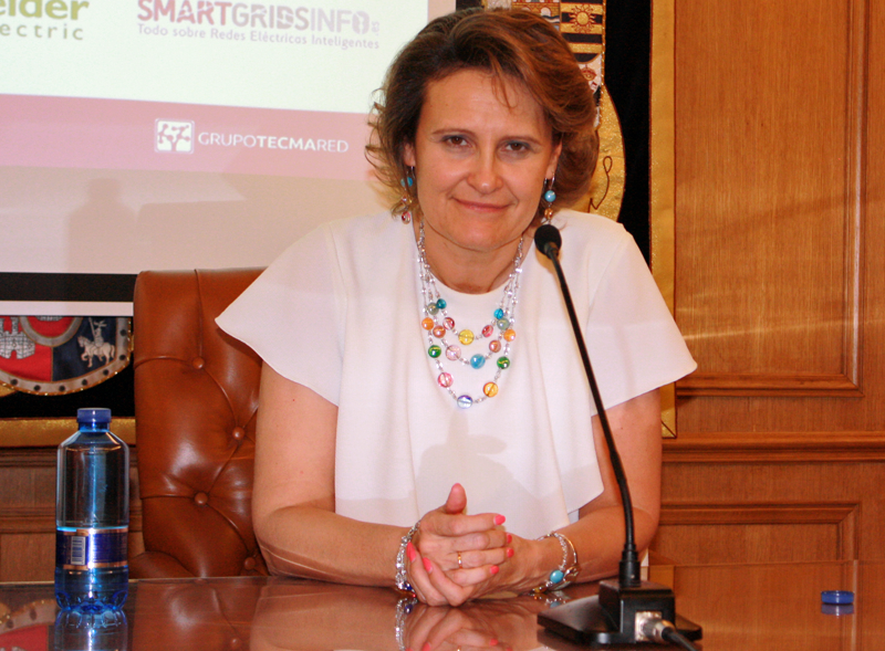 Blanca Losada, Presidenta de FutuRed