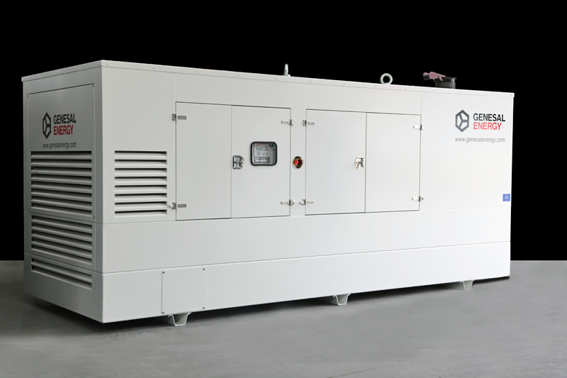 Suministro eléctrico con Genesal Energy