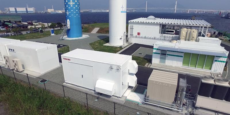 Toyota convoca un programa de investigación para financiar proyectos innovadores de hidrógeno.