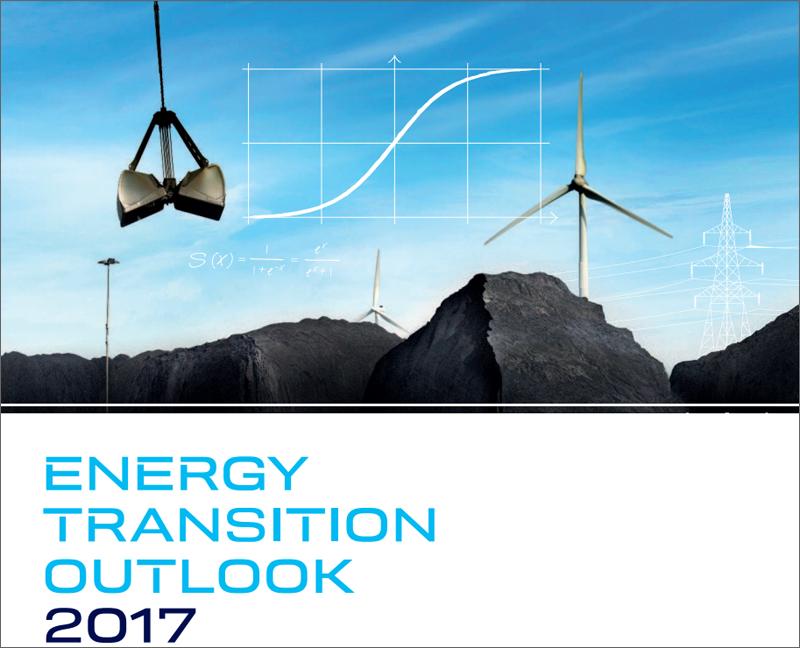 El informe prevé que la mayor parte de la demanda energética mundial en 2050 será eléctrica con un crecimiento del 140% y que, para 2041, las emisiones de CO2 habrán provocado una subida de la temperatura de 2º C.