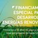 El BICE destinará USD 200 Millones para apoyar el desarrollo de Energías Renovables