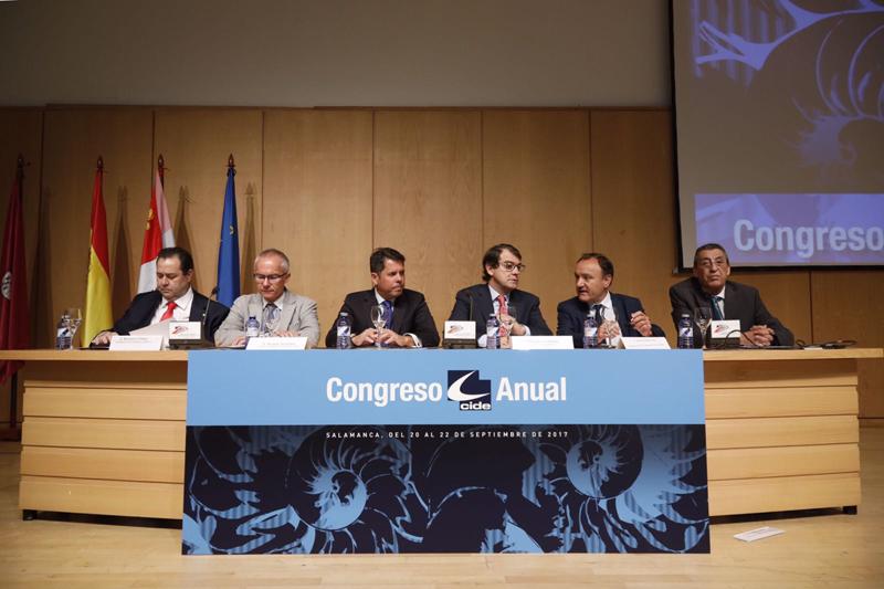 Participantes en el Congreso Anual de CIDE.