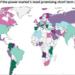 China y la fotovoltaica son los mercados energéticos más prometedores a corto plazo