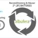 Los proyectos CELION y SELENE reutilizan las baterías de Li-ión del coche eléctrico en las Smart Cities
