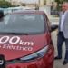 Andalucía subvencionará 400 estaciones de recarga para vehículos eléctricos