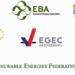 Asociaciones europeas de Energías Renovables firman una declaración para la Unión de la Energía