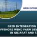 Elaboran un informe con indicaciones para integrar en la red la energía eólica marina en India