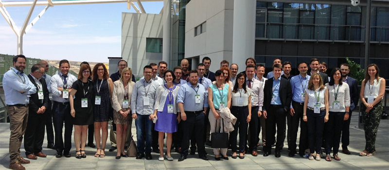 Participantes en el proyecto ROMEO