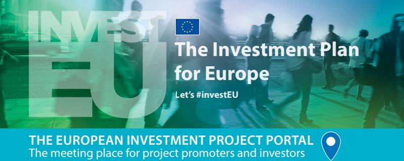 Portal Europeo de Proyectos de Inversión.