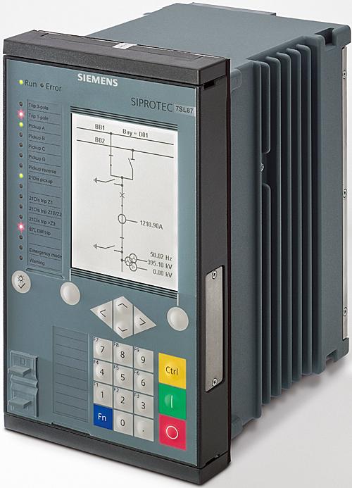 Siprotec 5 de Siemens