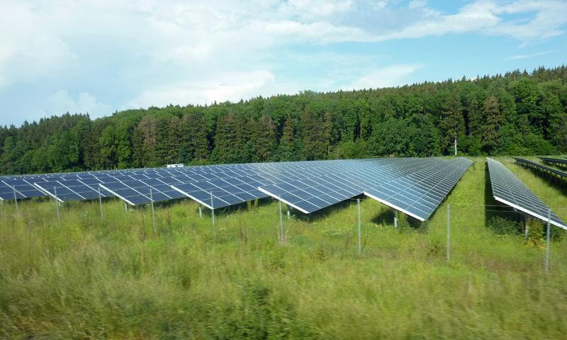 Parques fotovoltaicas