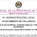 Valladolid publica la convocatoria de incentivos al Vehículo Eléctrico para sectores empresariales