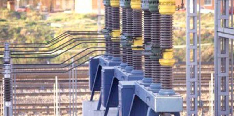 Gestión energética de líneas ferroviarias. Foto ADIF.