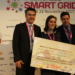 FutuRed entrega el Premio al Mejor Trabajo Fin de Grado durante el IV Congreso Smart Grids