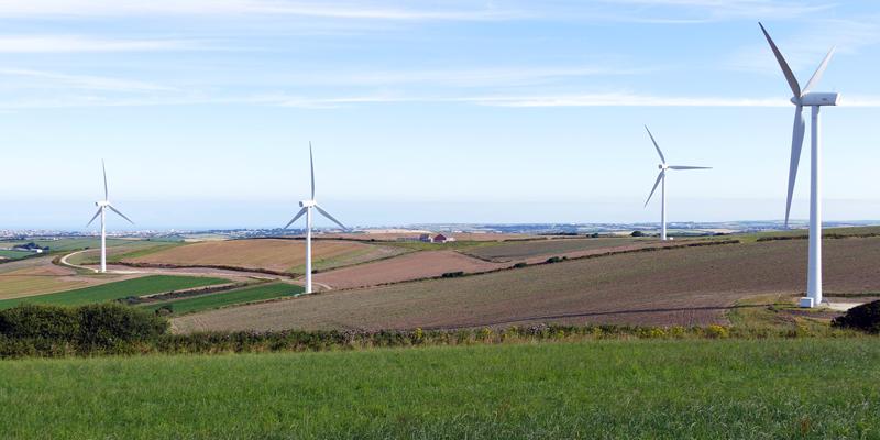 El 100% de la energía limpia que genere el parque de Wieringermeer Países Bajos será adquirida por Microsoft para el suministro de su centro de datos en el país.
