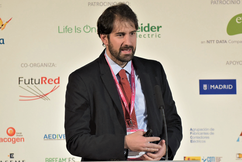 Juan Rico, Deputo Head of Energy Sector – Atos Research and Innovation.