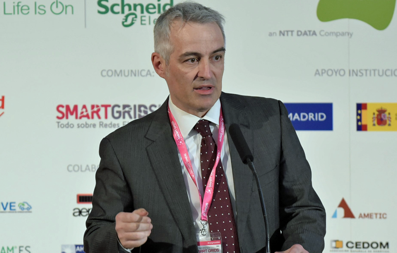 Antonio Marqués, Director de Tecnología de ETRA