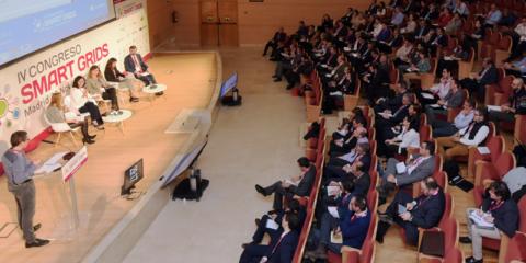 Reportaje del IV Congreso Smart Grids