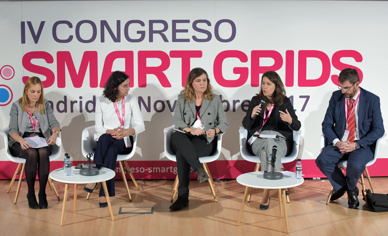 Alicia Carrasco, la Directora General de olivoENERGY