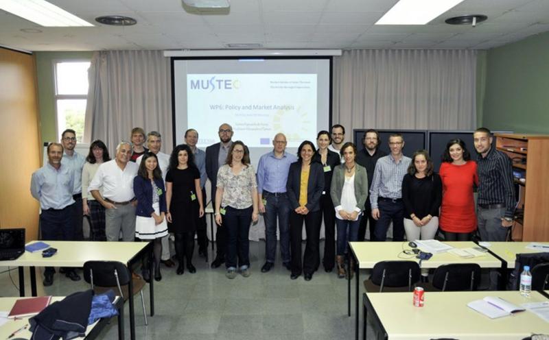 Proyecto MUSTEC