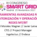 Herramientas avanzadas para monitorización y operación de redes MT/BT
