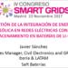 Gestión de la integración eólica masiva en redes eléctricas con almacenamieneto de energía de litio-ion