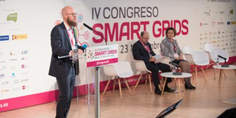 Inauguración IV Congreso Smart Grids