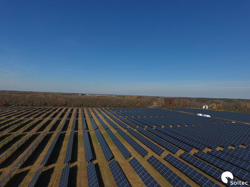 Soltec alcanza así 909 MW en Brasil y 1.7 GW en Latinoamérica.
