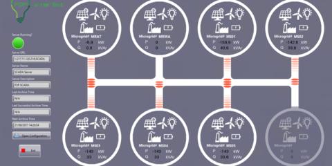 Proyecto P2P Smartest: Plataforma de simulación de intercambio de energía en redes distribuidas siguiendo el esquema P2P (Peer to peer)