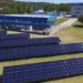 Campo fotovoltaico de autoconsumo en una planta química de Barcelona