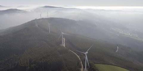 Endesa compra cinco parques Eólicos aumentando su capacidad en 132 MW