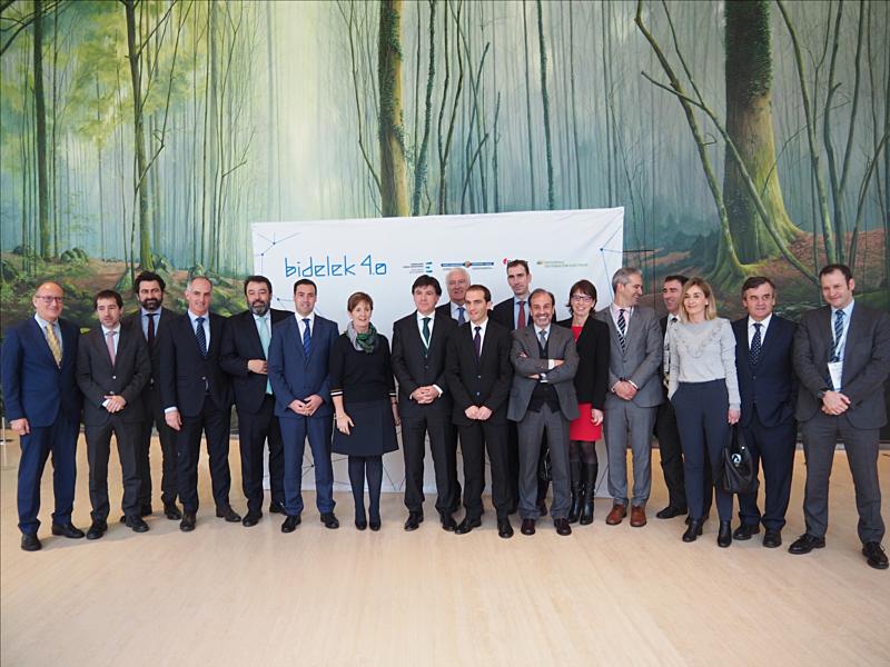 Bidelek 4.0 se desarrollará en Euskadi y contribuirá a avanzar hacia una mayor descarbonización de la sociedad, cuya principal palanca es la electrificación de la economía.