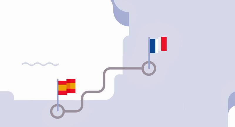 Proyecto Cofinanciado por Francia, España y UE