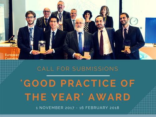 Premios Mejor Práctica del Año